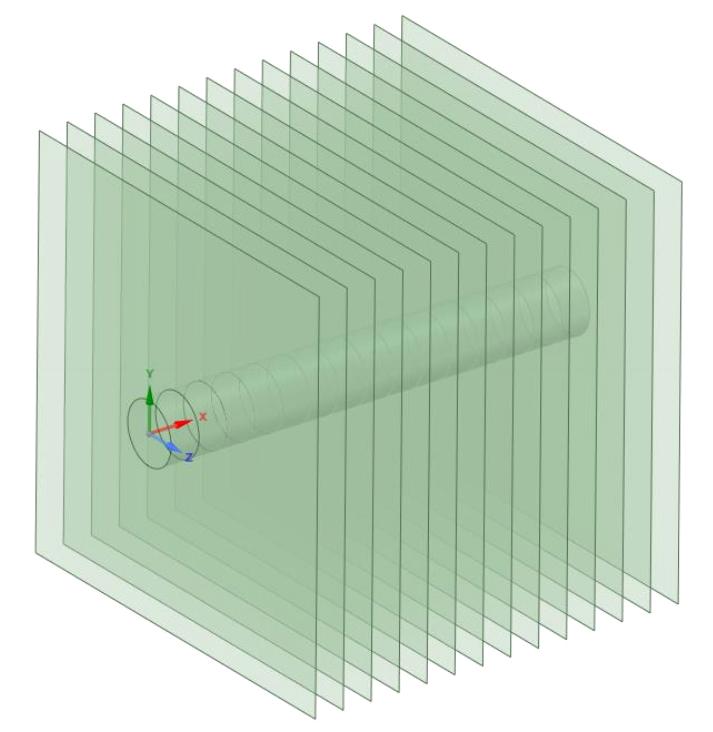 基于SINDA/FLUINT的热管式相变蓄热器模拟